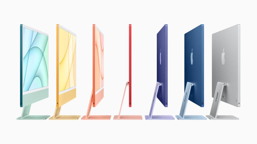 Apple iMac chip M1 - produzione di massa M2