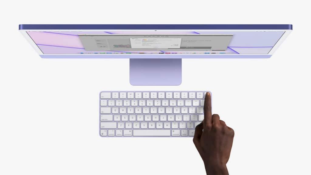 nuovi iMac chip M1