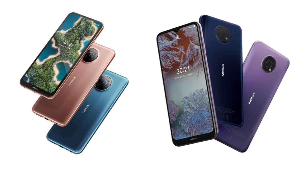Annunciati sei nuovi smartphone Nokia: Nokia X20 è la punta di diamante del nuovo portfolio thumbnail