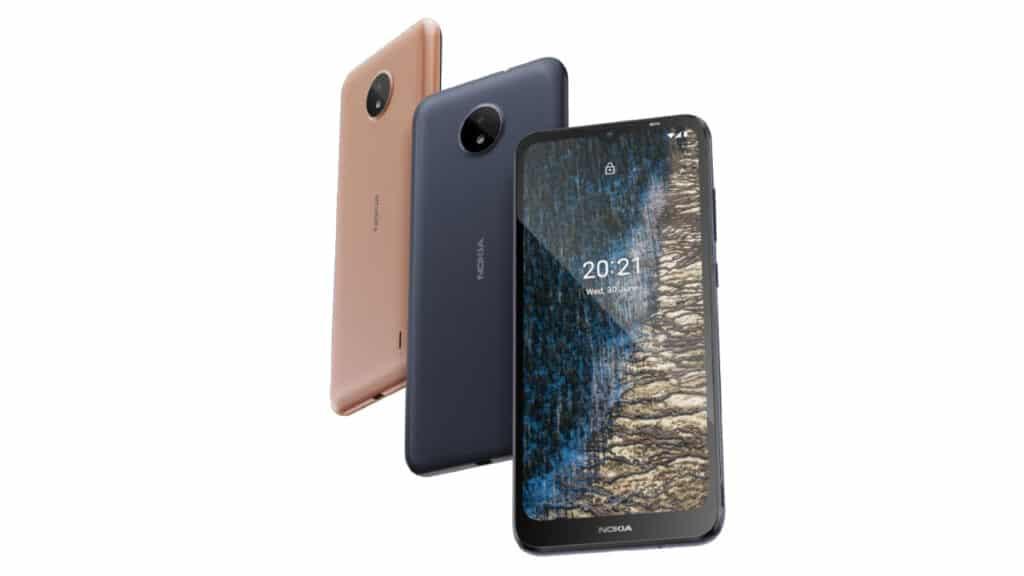 nuovi smartphone nokia prezzi specifiche tecniche - Nokia C20