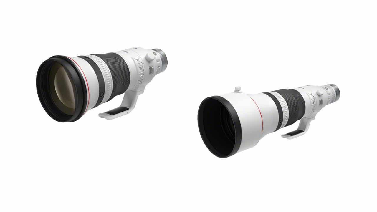 Canon RF: presentate due nuove ottiche sportive e una macro thumbnail