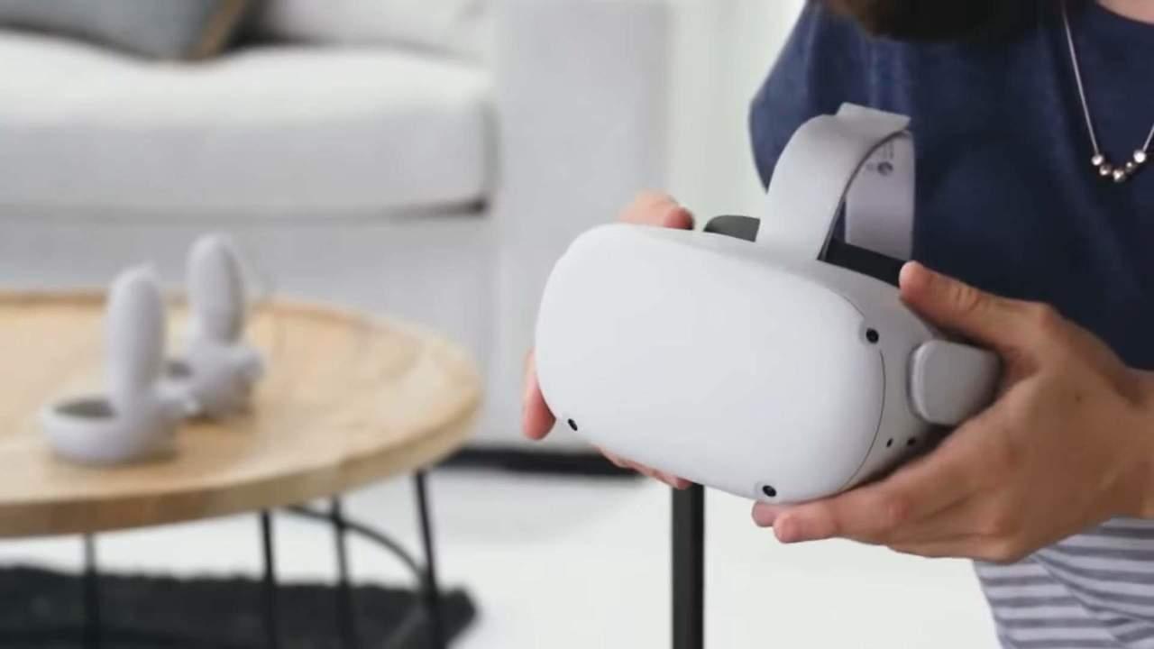 Oculus Quest 2: l'aggiornamento V28 porta il supporto a 120 Hz e la modalità wireless thumbnail