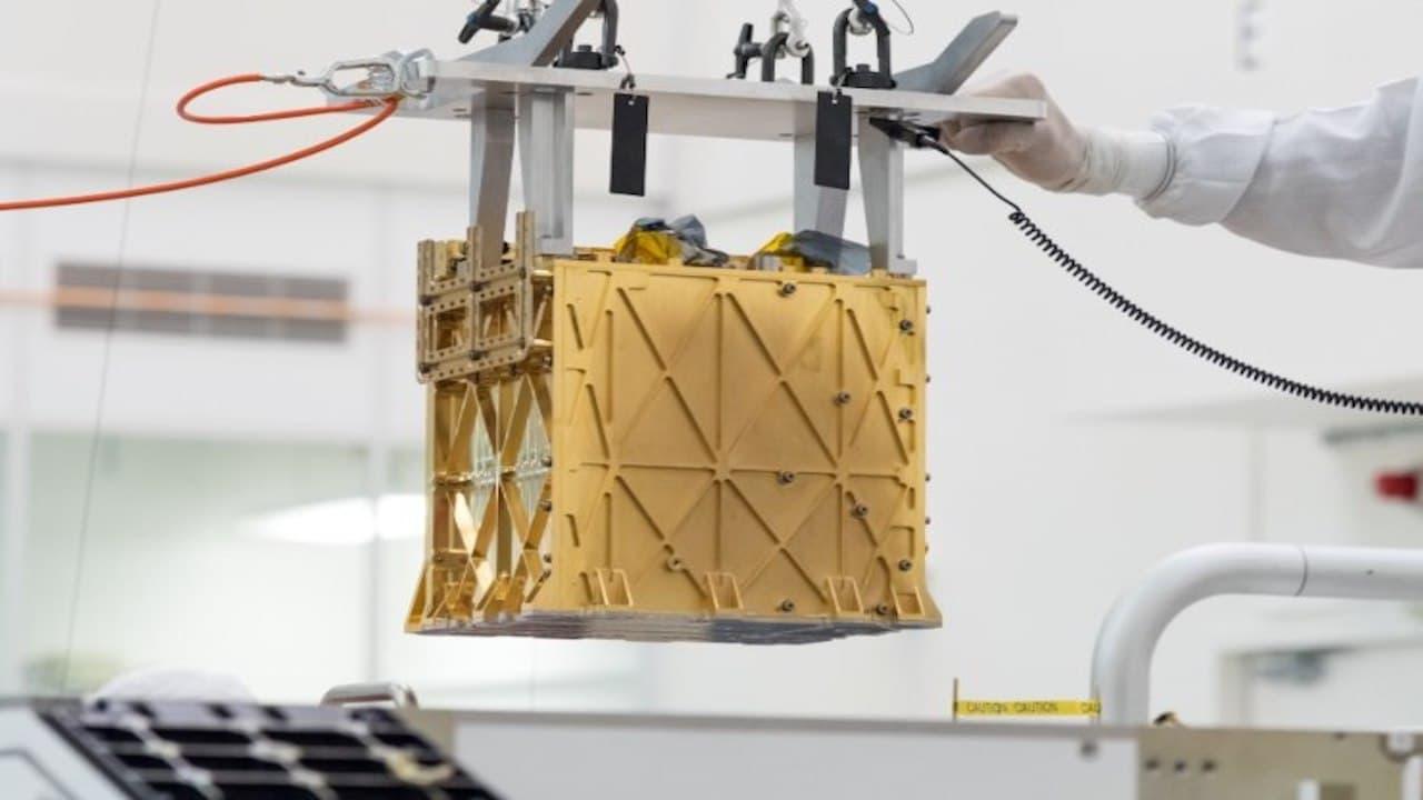 Per la prima volta è stato prodotto ossigeno su Marte thumbnail