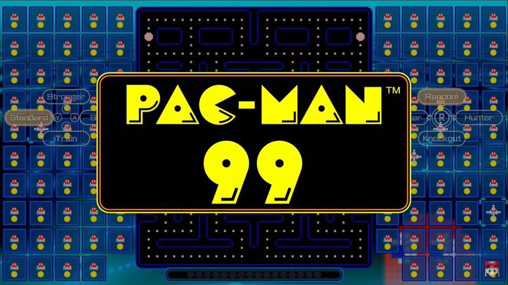 Pac-Man 99, il nuovo battle royale