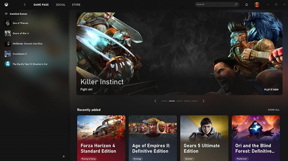 Xbox PC