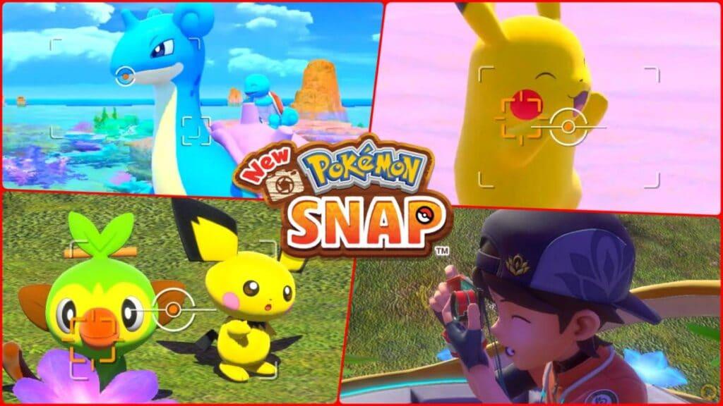 Pokémon Go Pokémon Snap