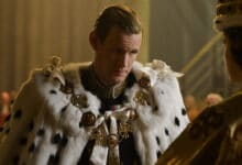 principe filippo the crown matt smith