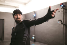 uomo motion capture project galileo