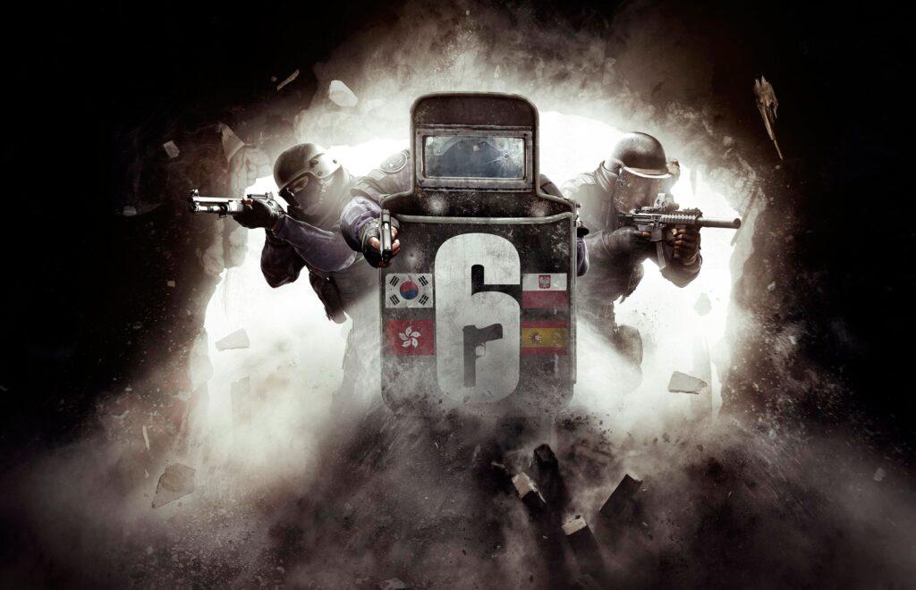Rainbow Six Siege NVIDIA Reflex
