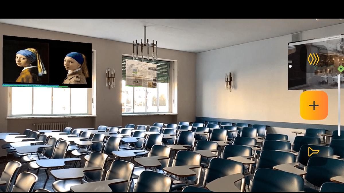La prima scuola italiana mappata in realtà aumentata si trova a Bari thumbnail