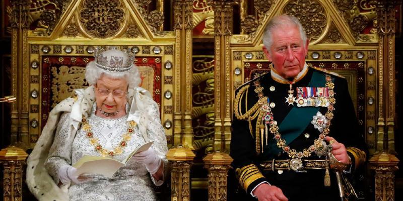 regina e Principe Carlo