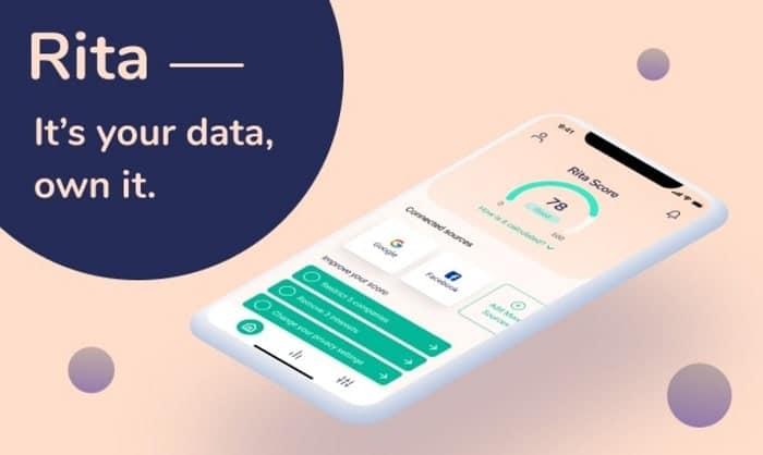 rita app protezione dati