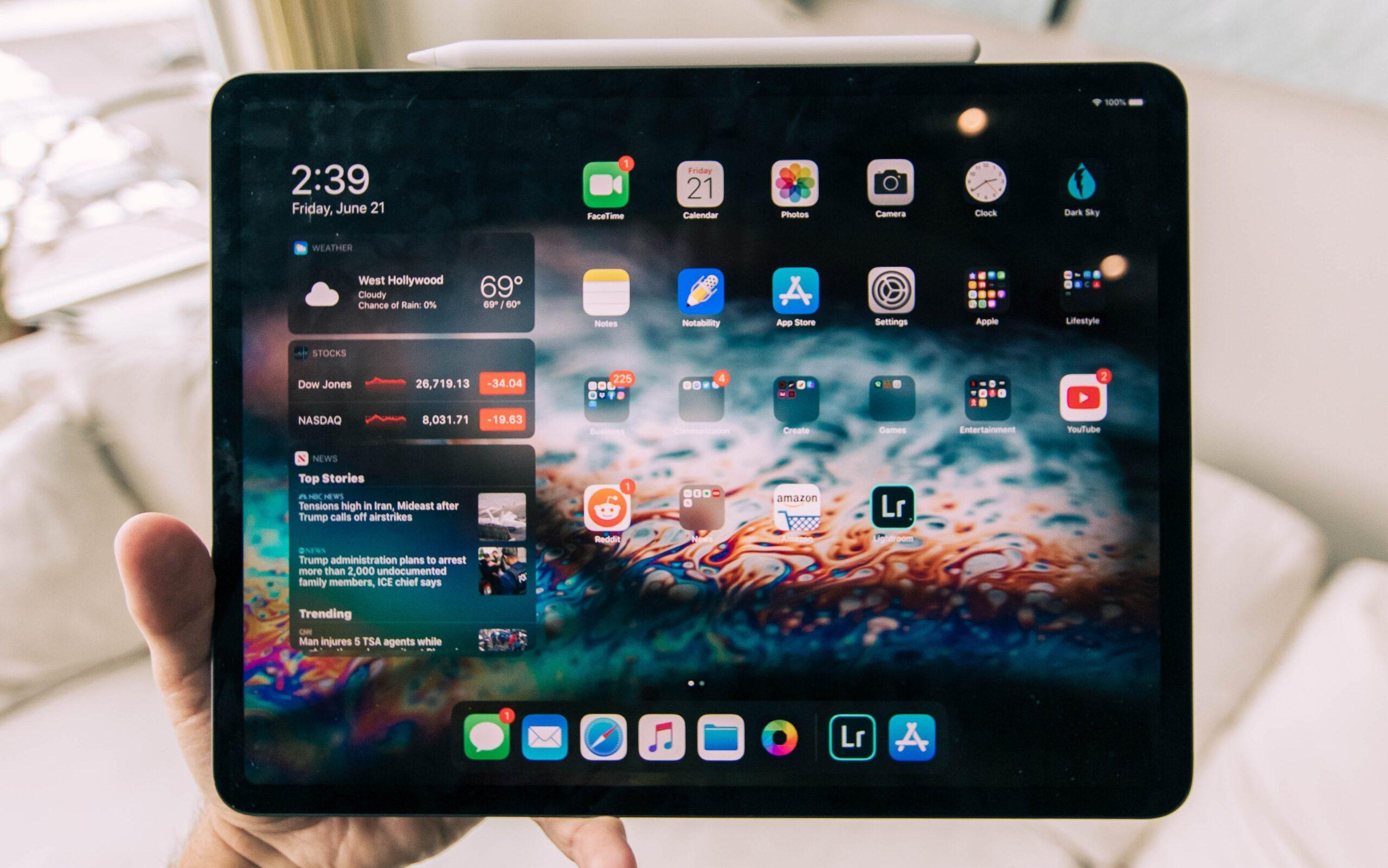 tablet regali comunione