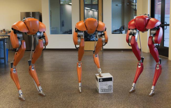 robot camminare solo