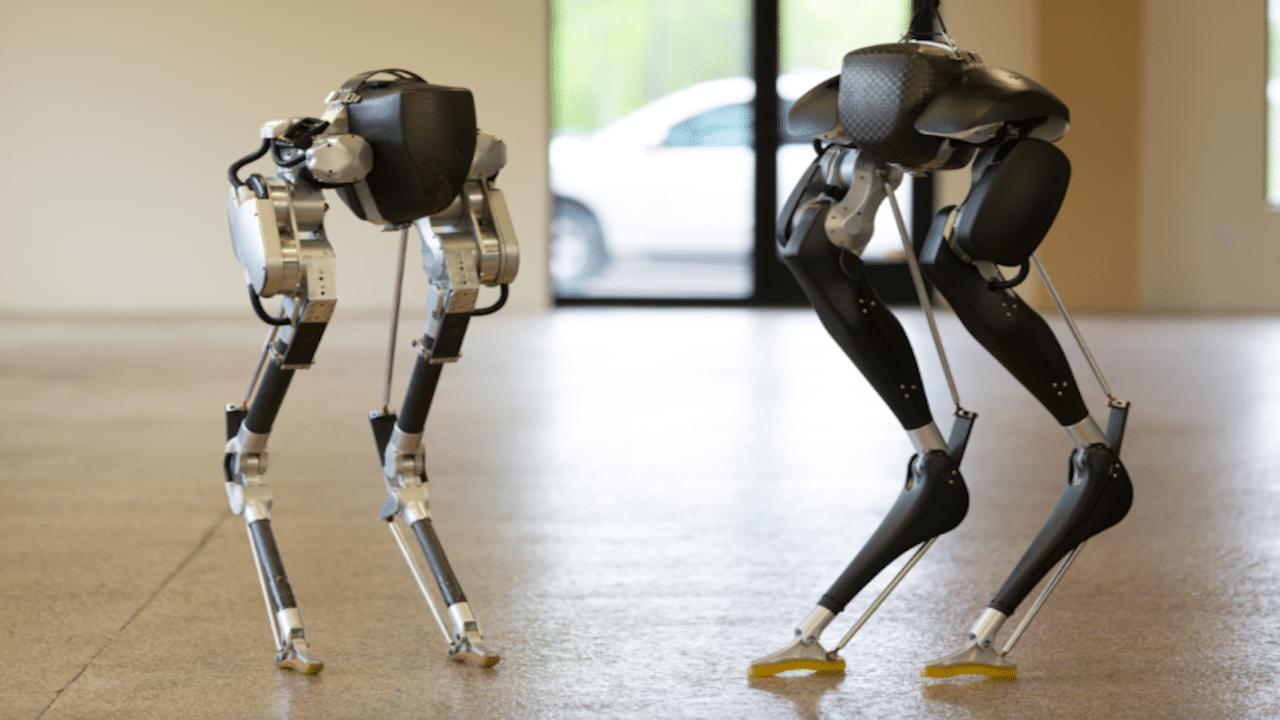 Il robot che ha imparato a camminare da solo thumbnail