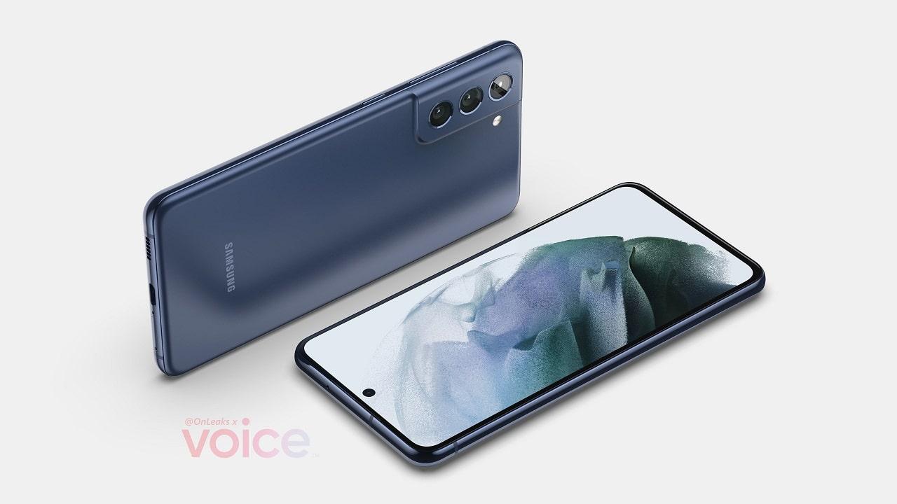 Nuove immagini svelano il design di Samsung Galaxy S21 FE thumbnail