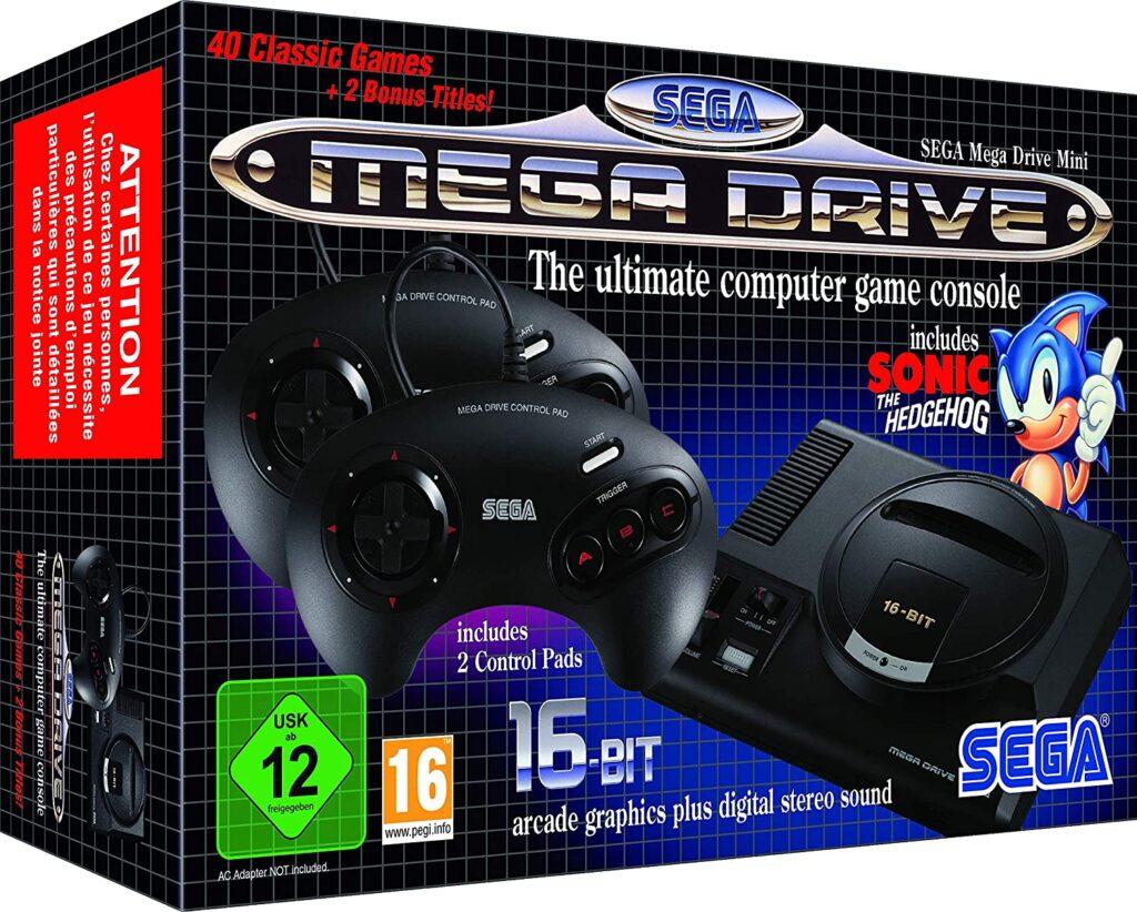 Sega Storia