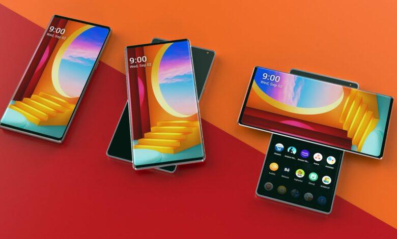 smartphone lg - la chisuura della divisione mobile