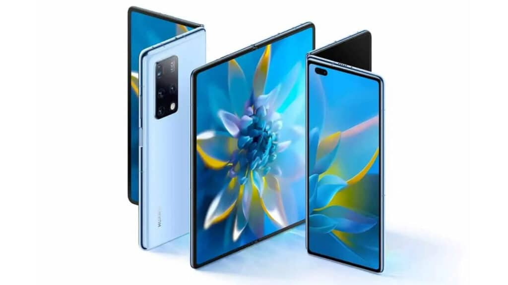 smartphone pieghevoli Huawei - Mate X2