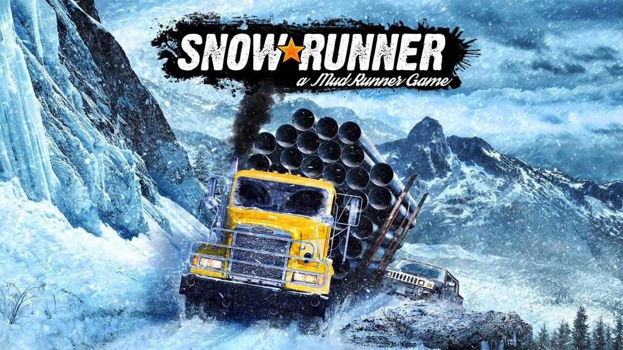 SnowRunner approda su Nintendo Switch thumbnail