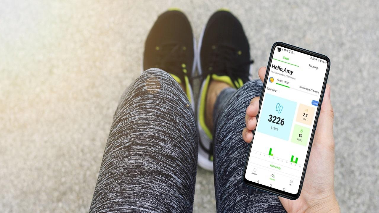 Social fitness: quando lo smartphone aiuta a tornare in forma thumbnail
