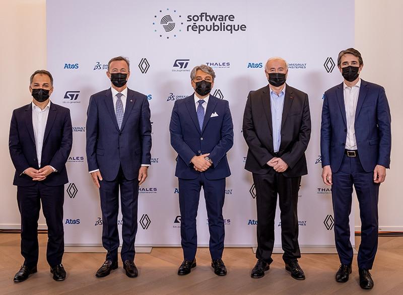 fondatori software republique