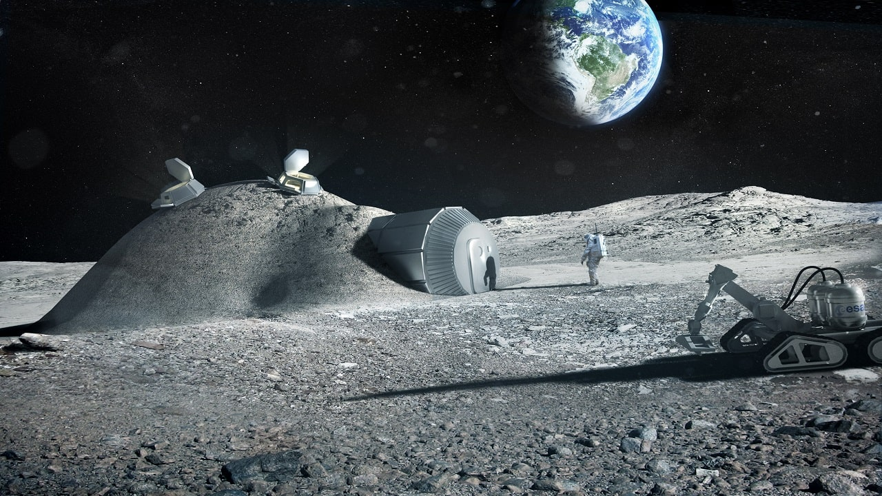 Space Resources Week: via alla conferenza per l'esplorazione spaziale thumbnail