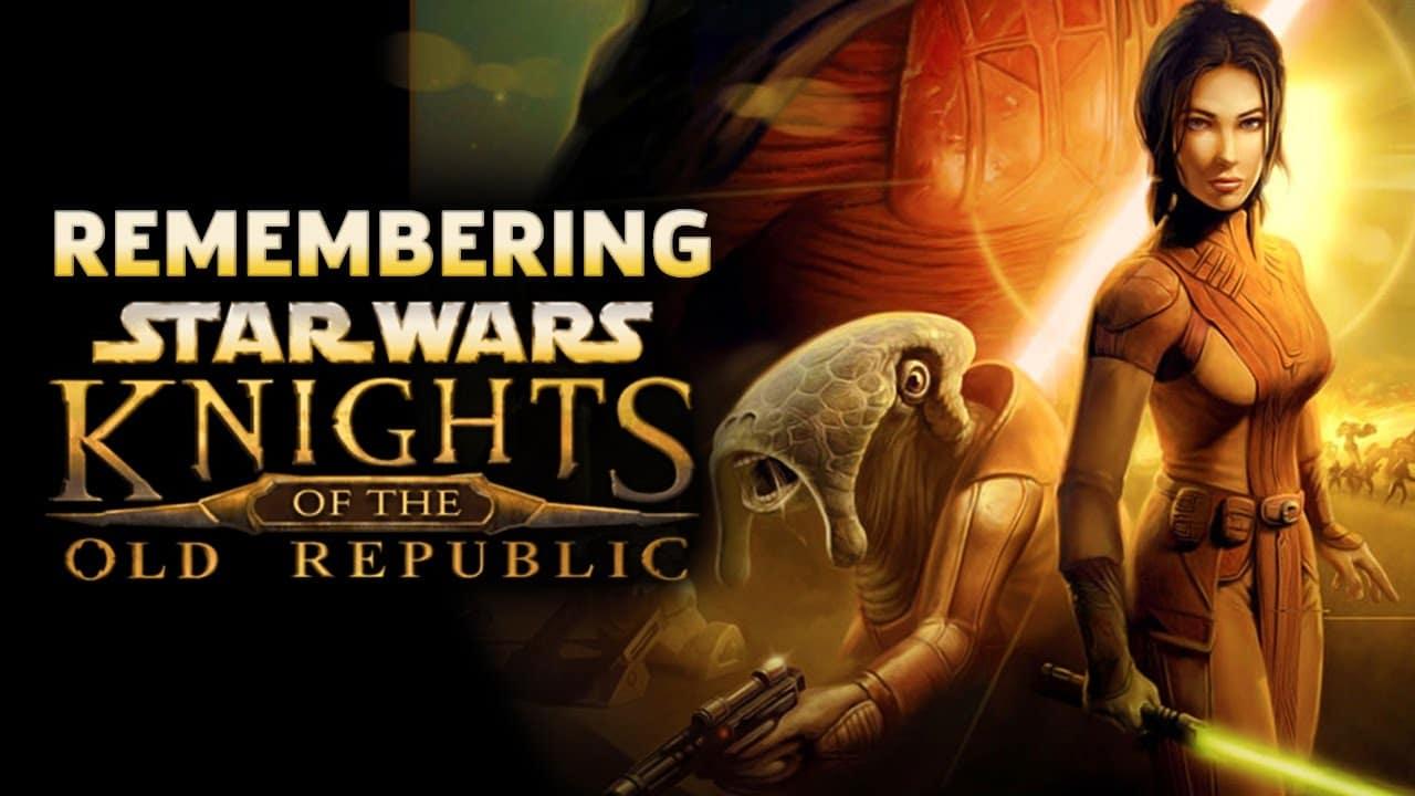 Star Wars Knights of the Old Republic: sta per essere annunciato un remake? thumbnail