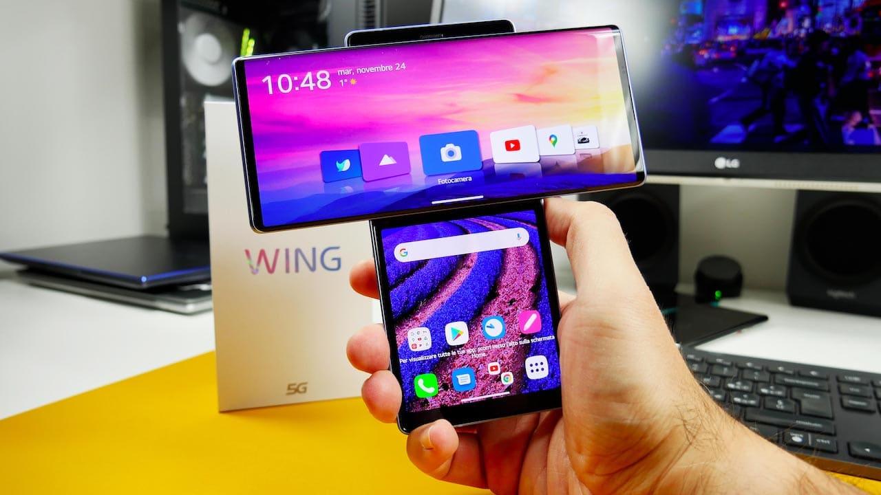 Storia (e chiusura) della divisione mobile di LG thumbnail