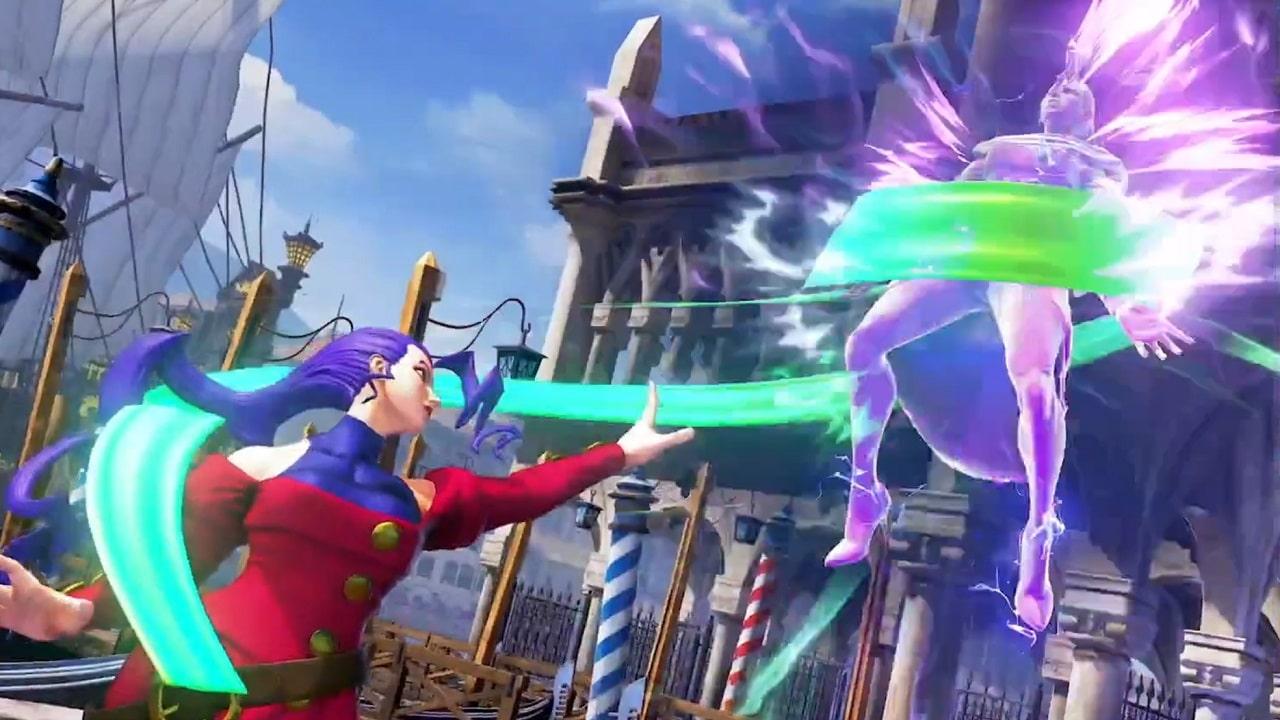 Street Fighter V: Rose la chiromante si unisce alla mischia thumbnail