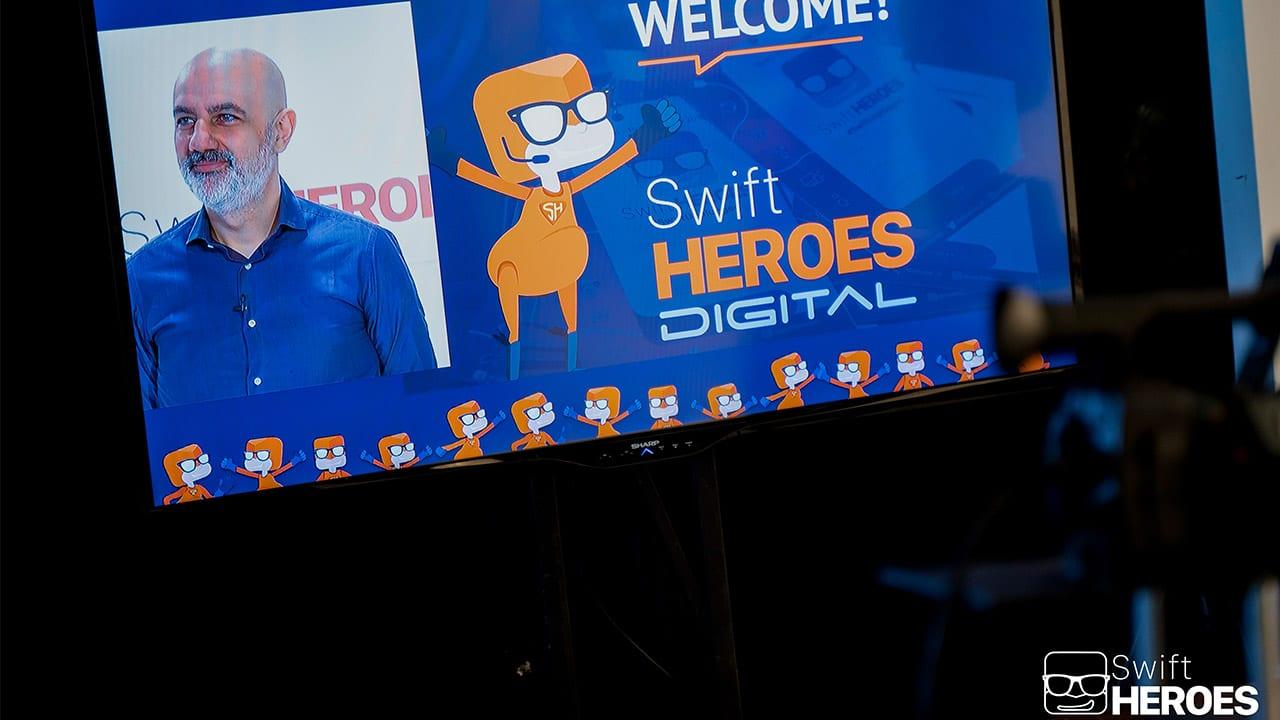 Al via la quarta edizione di Swift Heroes: nuovi scenari e possibilità del linguaggio Swift thumbnail