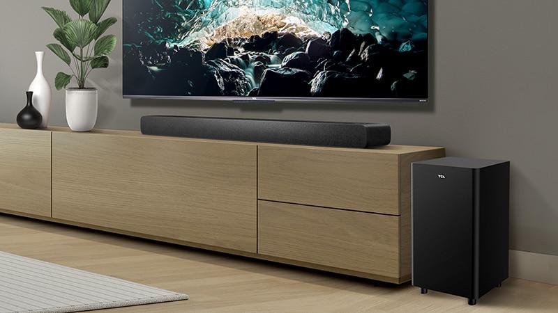 tcl electronics televisori soundbar