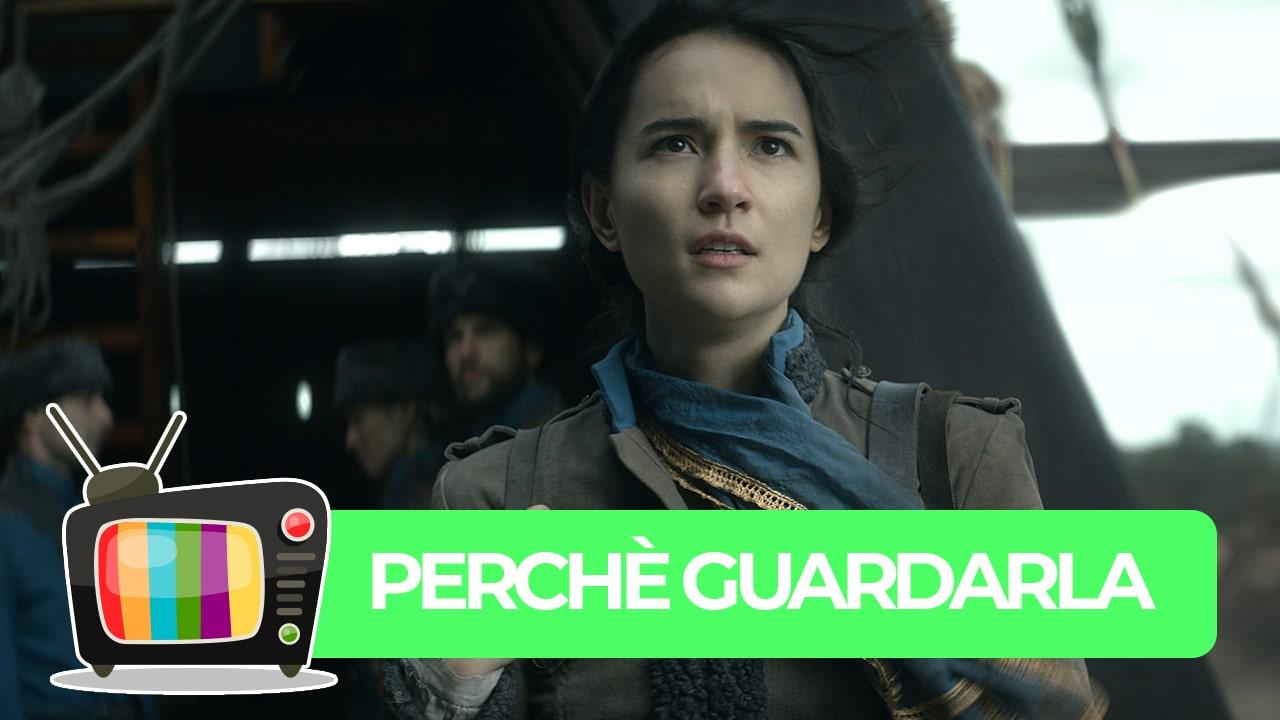 Tenebre e Ossa, il nuovo fantasy di Netflix - Perché guardarla? thumbnail