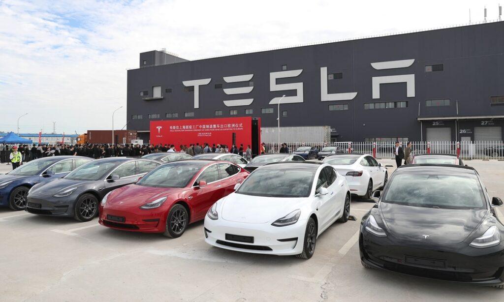 tesla record vendite nel 2021 auto elettriche