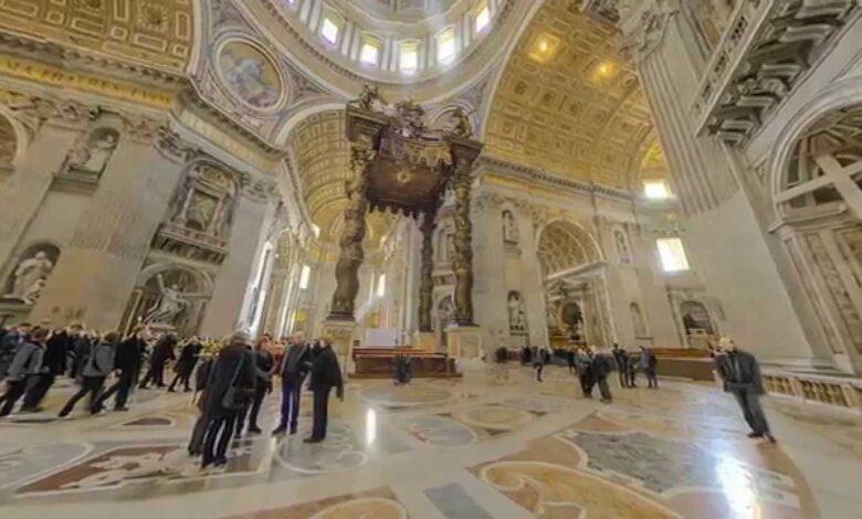 tour virtuale musei romani
