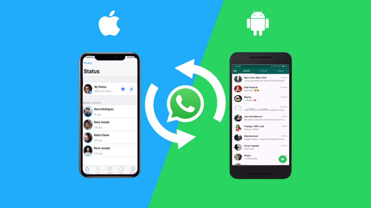 Il trasferimento WhatsApp da Android ad iPhone? Diventerà possibile thumbnail