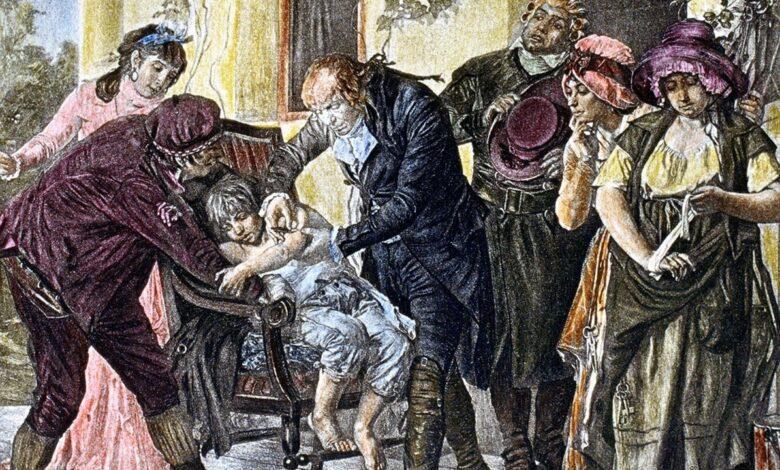 vaccini storia