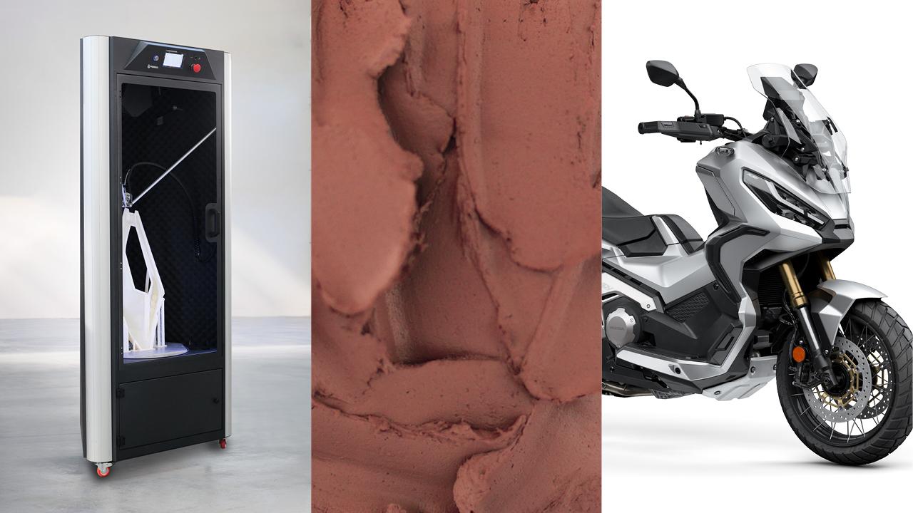 Honda e WASP puntano a rivoluzionare i processi di design thumbnail