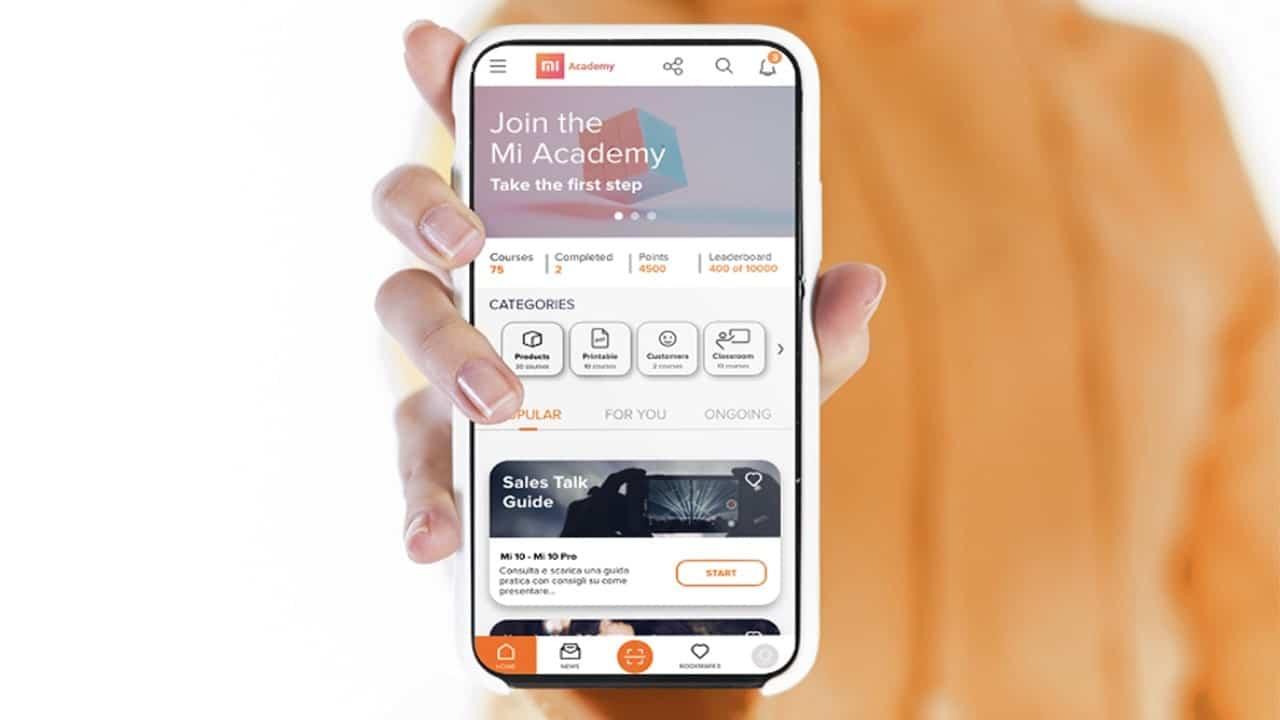 Xiaomi arricchisce di contenuti Android Mi Academy App thumbnail