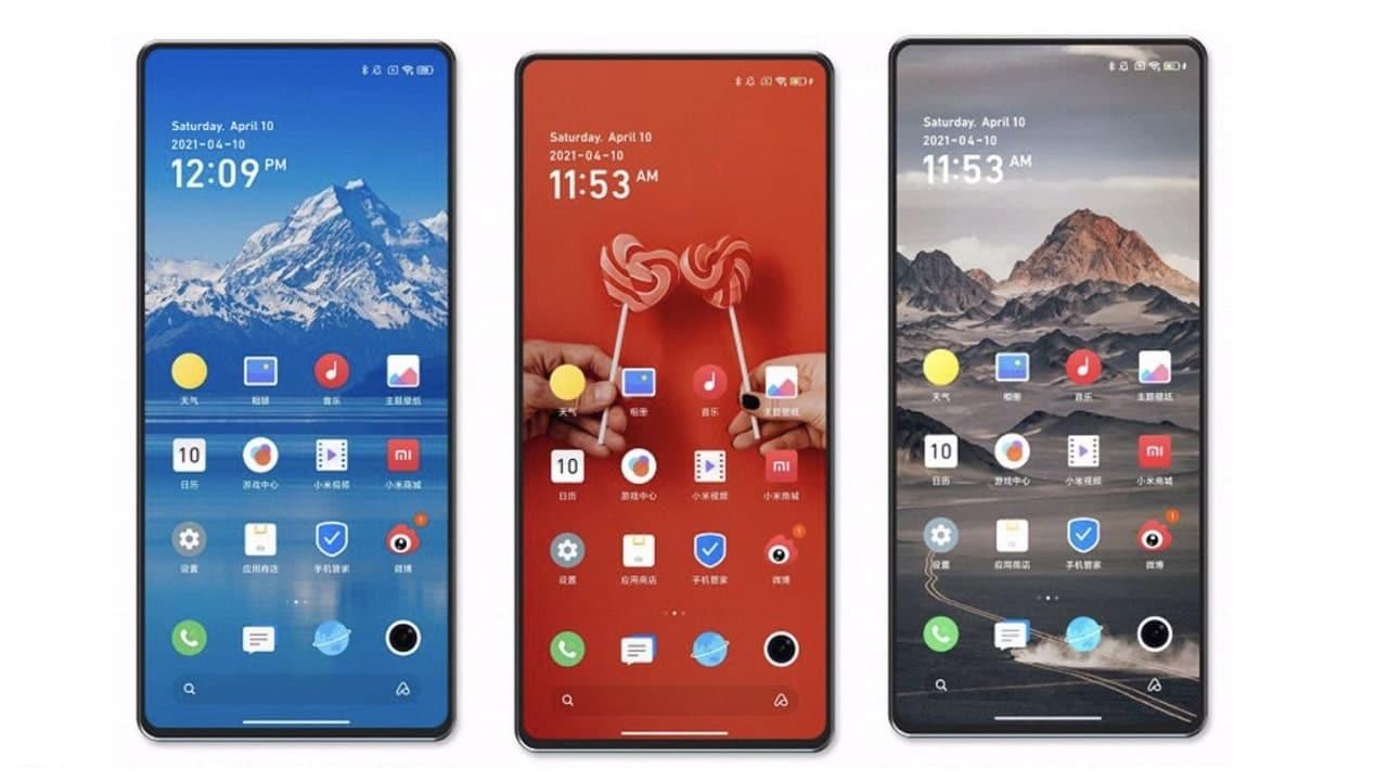 Xiaomi Mi Mix 4 a tutto schermo: la fotocamera è sotto il display thumbnail
