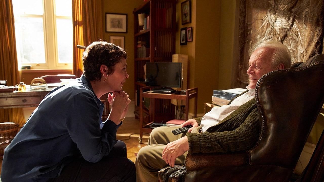 The Father: com'è il film con Anthony Hopkins thumbnail