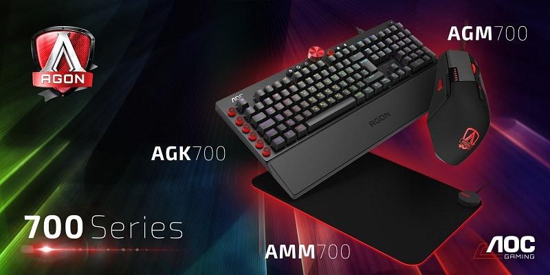 AOC accessori gaming
