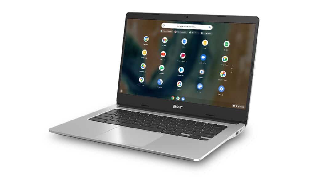 miglior notebook per studenti 2021 Acer Chromebook 314