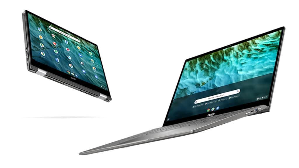 Acer Chromebook 713 Enterprise Spin