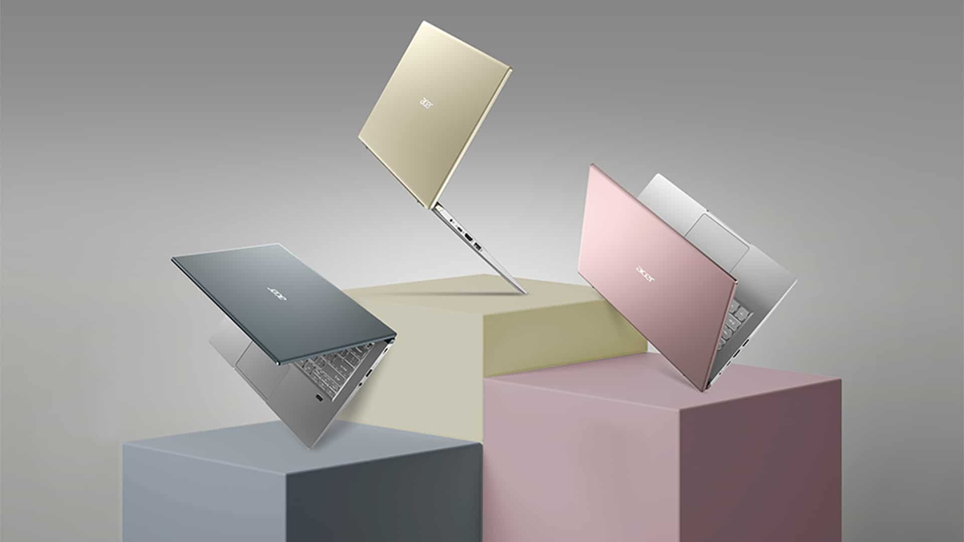 Acer presenta il nuovo Swift X, due portatili TravelMate P6 per professionisti e un notebook eco-sostenibile thumbnail