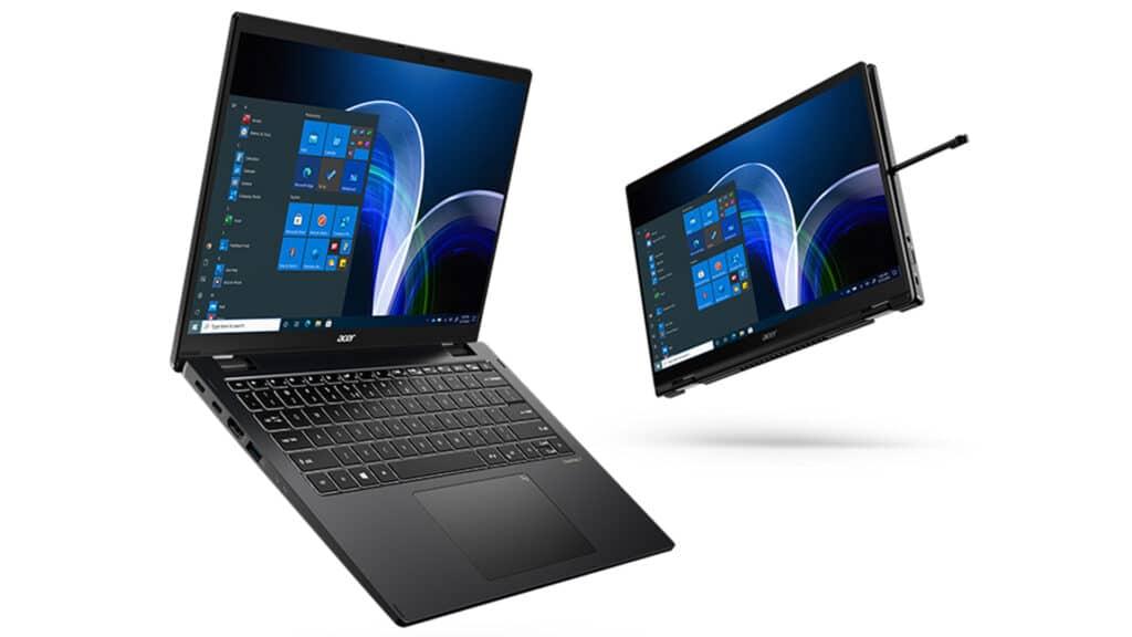Acer TravelMate P6 caratteristiche