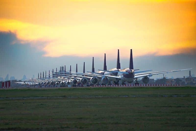 innalzamento livello mare aeroporti