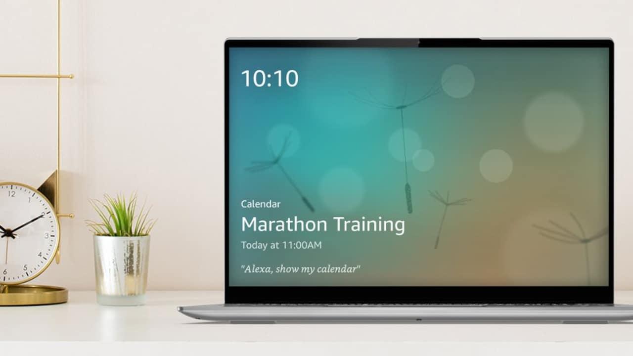 Amazon annuncia Alexa Show Mode, un'esperienza vocale interattiva per i PC di Lenovo thumbnail
