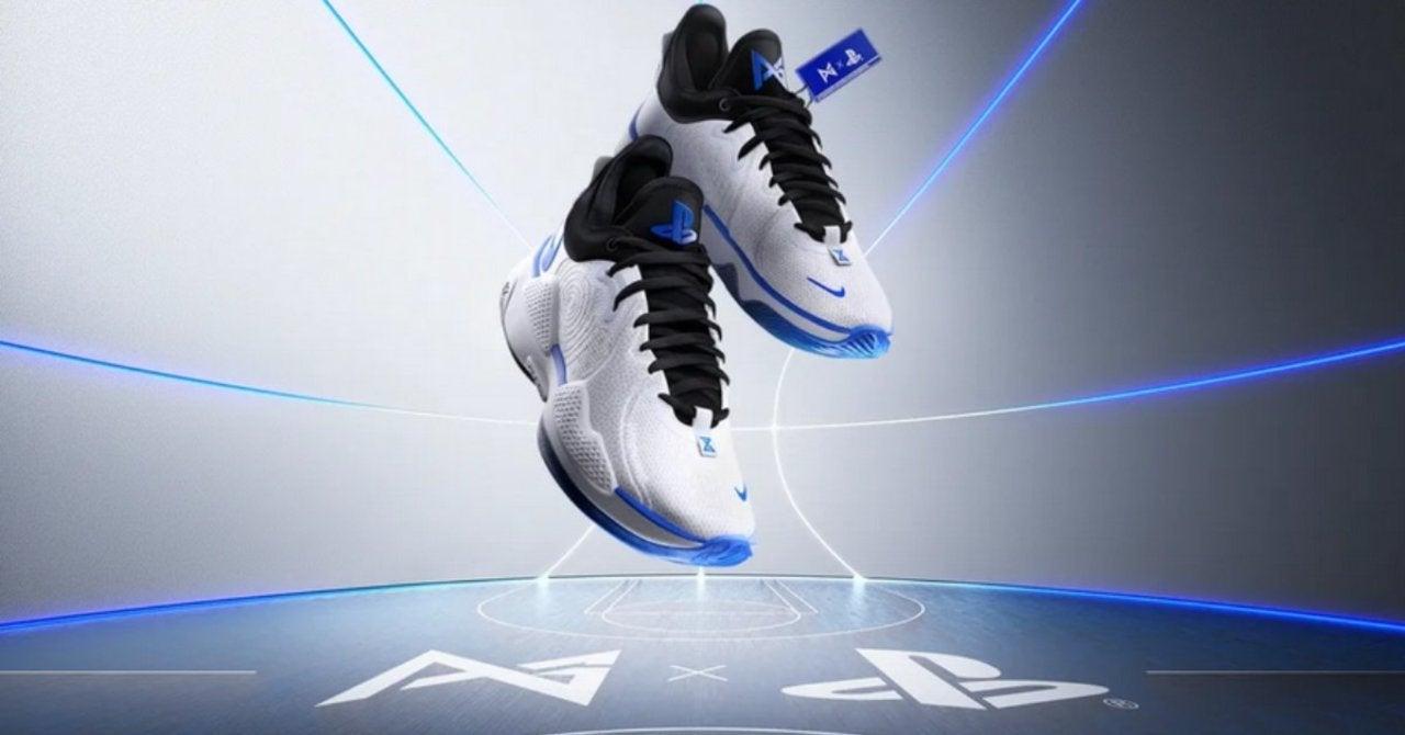 Arrivano le Nike Playstation 5: ecco tutte le scarpe più belle ispirate ai videogiochi thumbnail