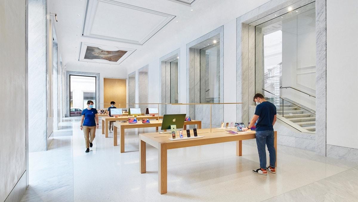 Apple Via del Corso: apertura ufficiale per lo store di Roma thumbnail